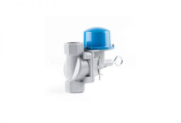 شیر قطع کن گاز حساس به زلزله - شیر حساس به زلزله