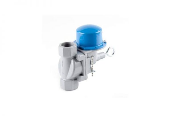 شیر قطع کن گاز حساس به زلزله