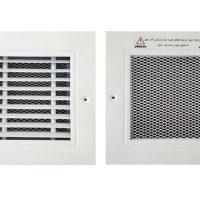 دریچه تامین هوای ۱۵*۱۵ - دریچه تامین هوا - دریچه تامین هوای داخلی - دریچه تامین هوای بیرونی