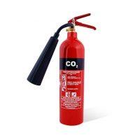 کپسول آتش نشانی CO2 - خاموش کننده گازی CO2