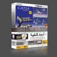 نرم افزار CATIA کاربردی - کتیا ایمجین و شیپ