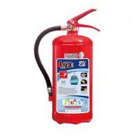 کپسول آتش نشانی پودر و گاز - خاموش کننده پودر و گاز