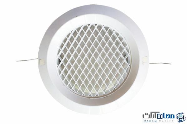 دریچه بیرونی تامین هوای پلیمری ABS