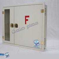 جعبه آتش نشانی آهنی